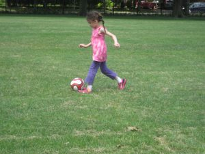 Chicago Fire Soccer Clinic