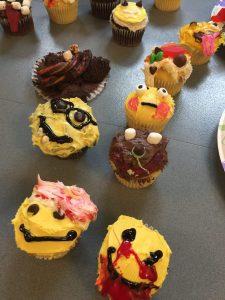 Emoji Cupcake Wars
