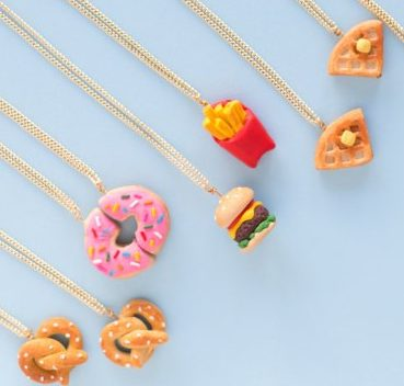 tiny tasty pendants
