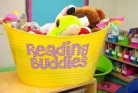 stuffed animals literacy tip