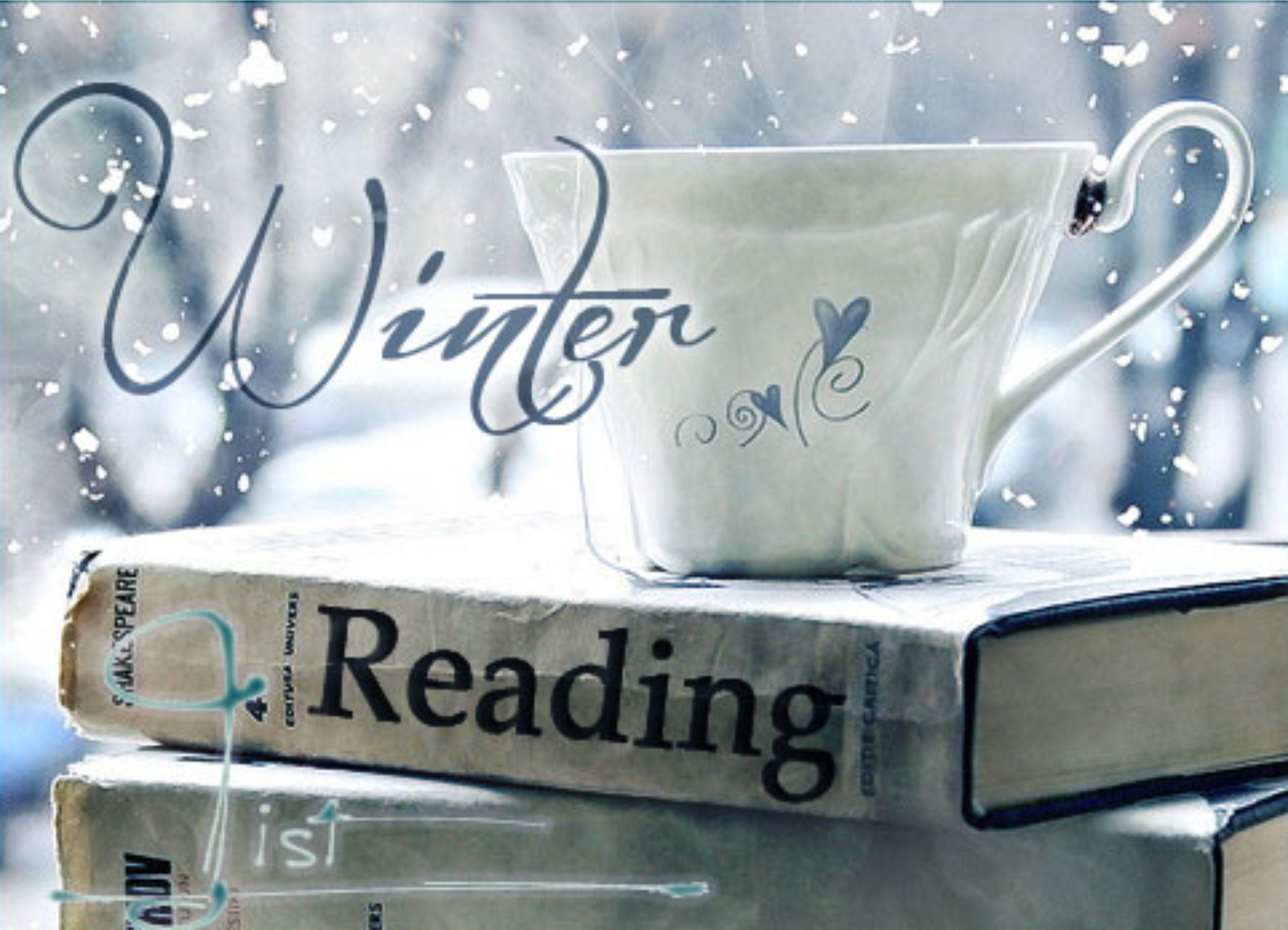 Image result for winter reading