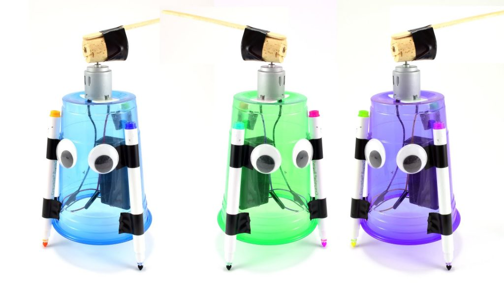 beginner bots robots