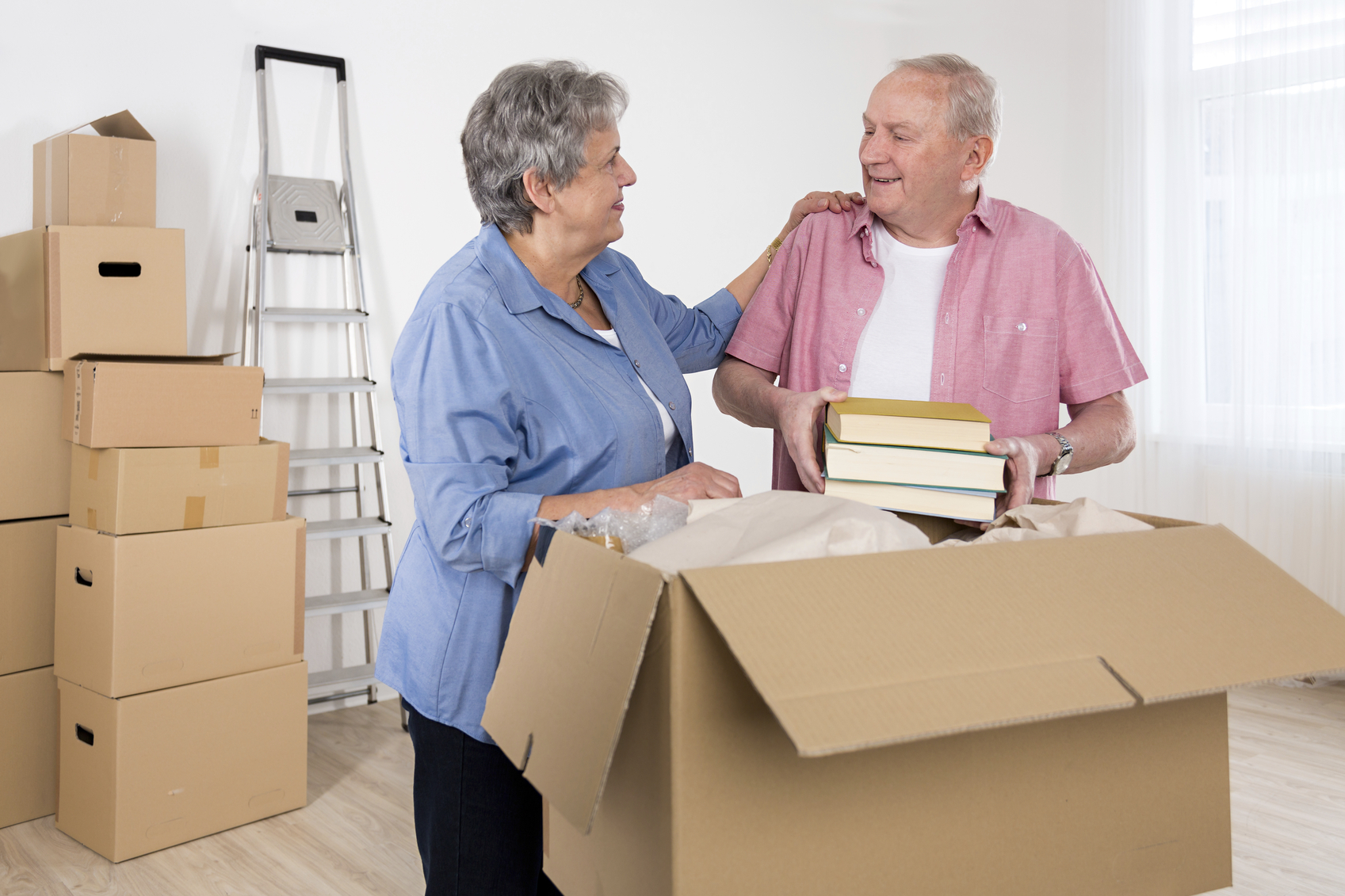 SENIOR MOVE COMPANY