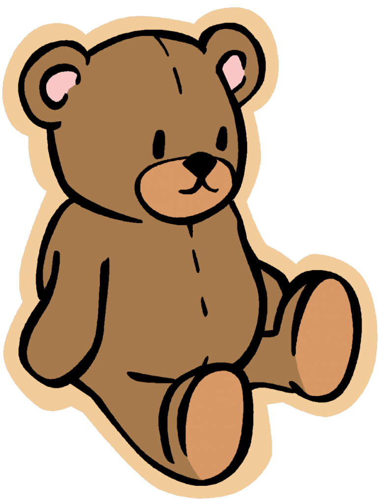 Image result for stuffed animal clipart