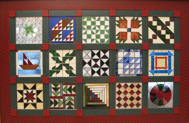 Pre civil war quilts