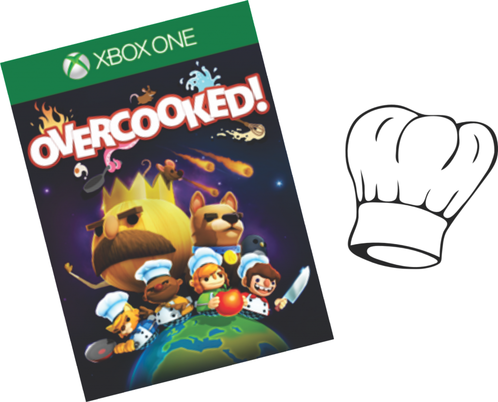 Overcooked XBox One 1