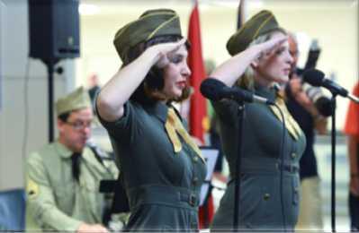 world war II radio hour