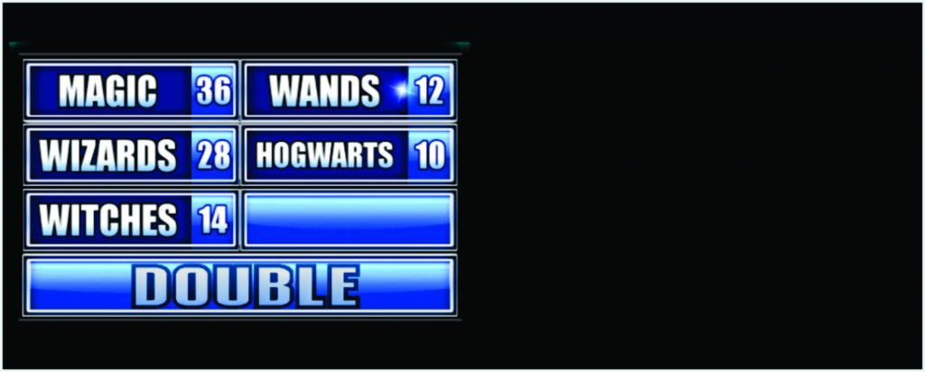 harry potter family feud